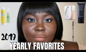 2019 Yearly Favorites BEAUTY & SKINCARE