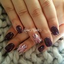 Violet Nails/Purple Nails/Nails/Nail Art