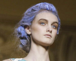 Thakoon Hair, New York Fashion Week S/S 2012