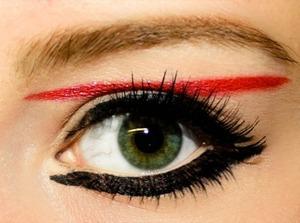 tribal inspired eye