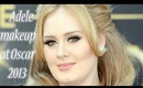 Adele Oscar 2013 inspired makeup tutorial