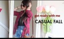 Get Ready With Me TAG! FALL CASUAL ♡ - ThatsHeart