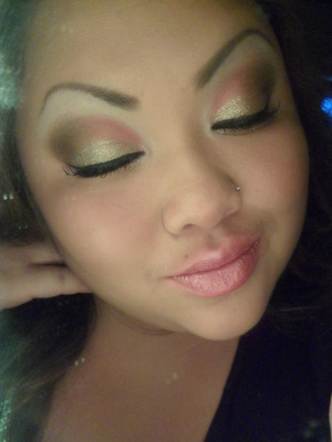 Attended my friends wedding. Did this look =)
