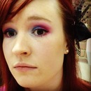 Pink/Blue Party eye