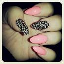 Leopard Pink Mix