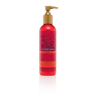 The Body Shop Cranberry Joy Shimmer Lotion