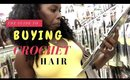 The Guide to Buying Crochet Hair in the Hair Store