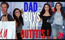DAD BUYS OUTFITS FOR DAUGHTER !!! Shopping Challenge 2017   GONE WRONG!