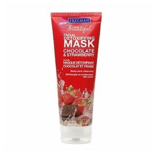Freeman Feeling Beautiful Facial Detoxifying Mask - Chocolate & Strawberry