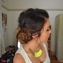 Side Bun Twist