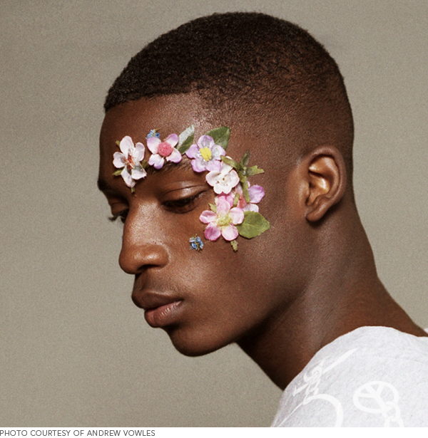We Re Inspired Christopher Shannon S Floral Menswear