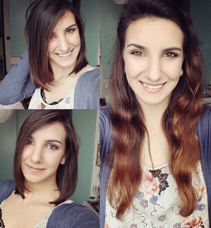 I Did It I Finally Cut My Hair Short D Beautylish