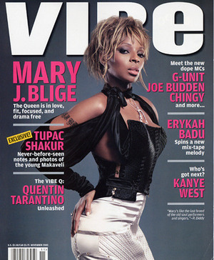 Mary J. Blige - VIBE