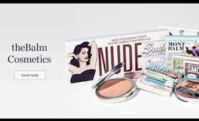 theBalm is on Sale!!!