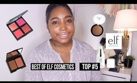 BEST OF E.L.F Cosmetics : TOP#5 | Jessica Chanell