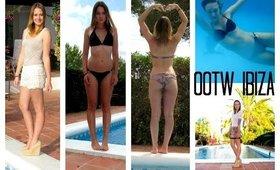 Ibiza Lookbook (OOTW + BIKINIS ♡)