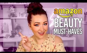 Amazon Must-Haves: TOP 10 Unique Beauty Finds (Something for Everyone)