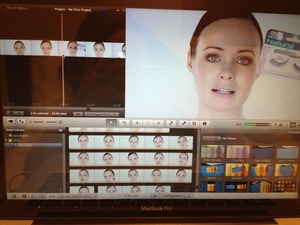 Editing my first video of 2013! www.youtube.com/claireschultz Xoxo #bridal #wedding #makeup #tutorial #beauty #cosmetics #youtube #instagood #photooftheday #instamood #picoftheday #instadaily #igers #instagram