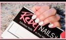 Rebel Nails Wraps/Foils ●  Review and Demo
