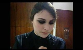 Jane Volturi New Moon Makeup