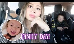 Family Day Vlog   HAUSOFCOLOR