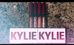 Kylie Valentine's Collection Tutorial and Review | DaiForMakeup