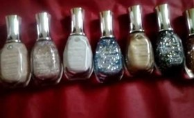 NEW LE Sally Hansen Diamond Strength Nail Polishes