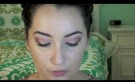 Kimbra 'Good Intent' Music Video Inspired Makeup Tutorial Look #2!