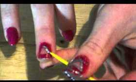 Selena Gomez Inspired Nail Tutorial
