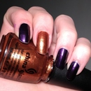 China Glaze Let's Groove & Harvest Moon