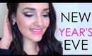 New Year's Eve Glitter Makeup Tutorial