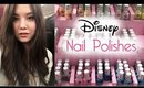 Japan Vlog 8 | How To Dry Digital Perm, Ice Monster & Disney Nail Polishes ♡ 2017