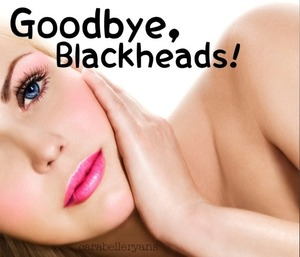 Goodbye, Blackheads!♡  Looking for a short, sweet and simple to get rid of blackheads? Here it is. The bonus? Only one miracle ingredient is needed! This will provide natural astringent benefits for the skin and also keeps blackheads at bay.  You'll need♡  ♡2 to 3 teaspoons of basil ♡ 1 cup of water  Grab a boiler/soup pan. Mix the basil and water together. Turn the heat on low. Stir for 5 minutes then pour out mixture and allow it to cool.   Apply to the skin by using cotton balls or a clean cloth as a herbal blackhead remedy.  That's all I have for now! This trick is inexpensive and effective, definitely recommend this to all you blackhead-victims (including myself!) Drop me a comment if you need any clarifications.♡  Hope this helps♡ Love, Carabelle