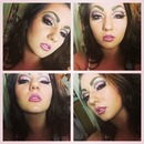 Drag Queen Look for Custom Face Chart