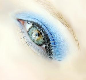 Vassen Super Glamour Violet Grey lenses