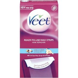 Veet Ready-To-Use Wax Strips Review