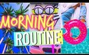 Summer Morning Routine 2015