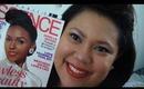 Essence Inspired  Janelle Monae look 1.0