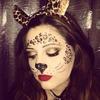 makeup di carnevale