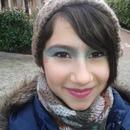 carnival make-up = D