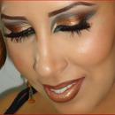 HummingBird inspired Makeup