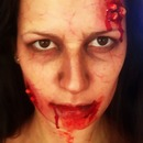 Infected Zombie inspired by Emma Pickles