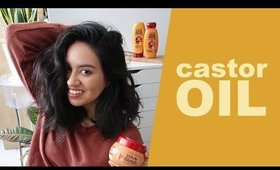 Whole Blends Castor Oil to Strengthen Hair Review
