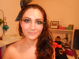 My sister Julia :)