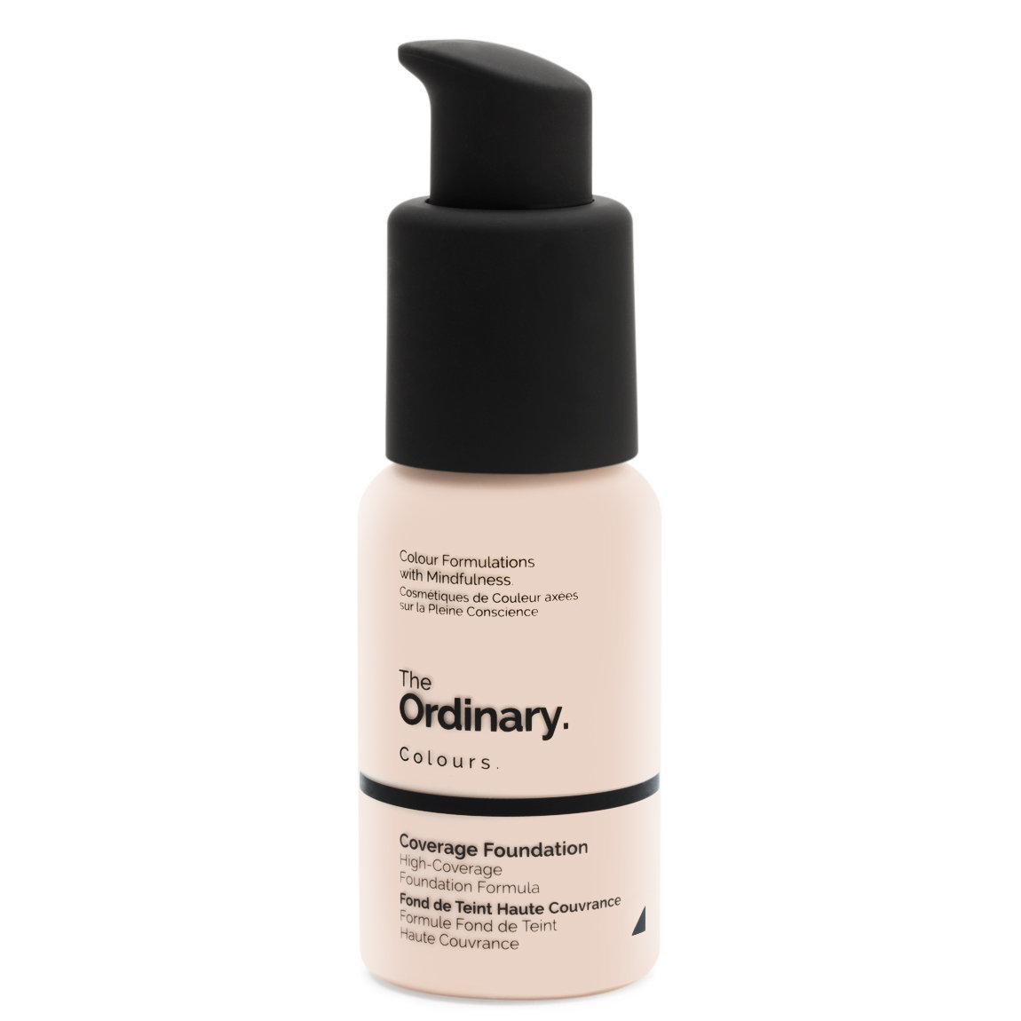 The Ordinary. Coverage Foundation 1.0N