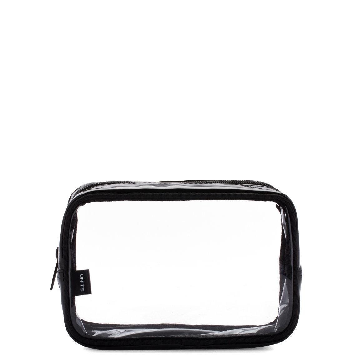 UNITS Unit 802 Small PVC Bag Black alternative view 1 - product swatch.