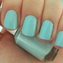 Essie Borrowed and Blue Nail Polish