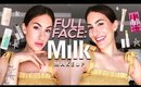 Full Face of MILK MAKEUP! What's Worth The Hype!? | Jamie Paige