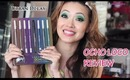NEW Urban Decay Ocho Loco Eyeliner 24/7 Review and Swatches