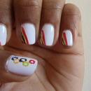 Olympic Nail Art 2012